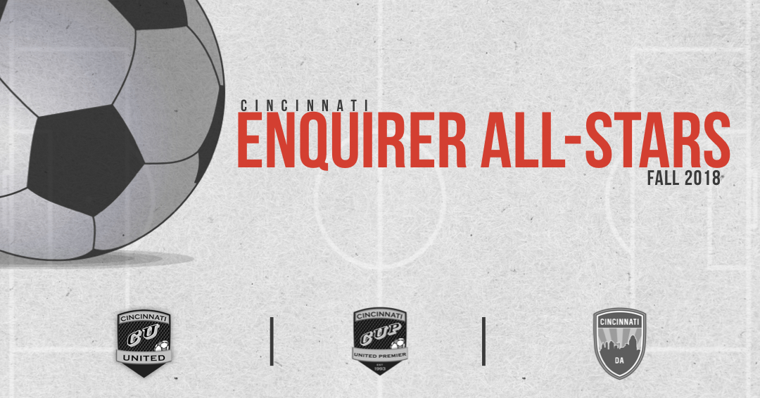 Club Well Represented in Enquirer HS All-Star Teams